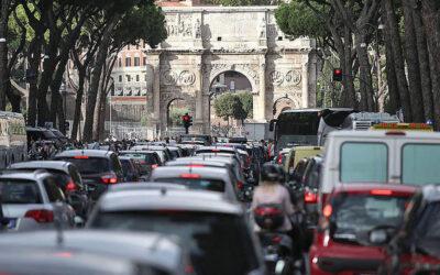 """Roma capitale del traffico: """"È il risultato della mancata programmazione del TPL e di scelte sbagliate"""""""