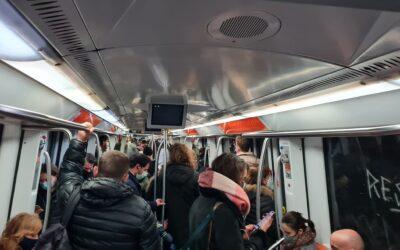 Il virus viaggia sui mezzi pubblici, la conferma arriva dai NAS